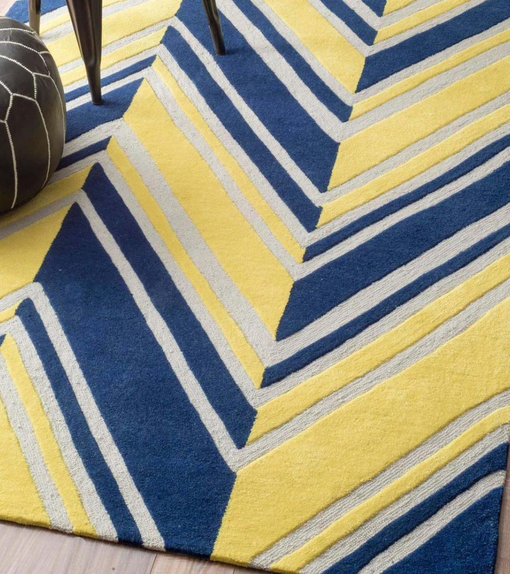rug modern products hv rugs trellis seville blue lattice beauty navy of