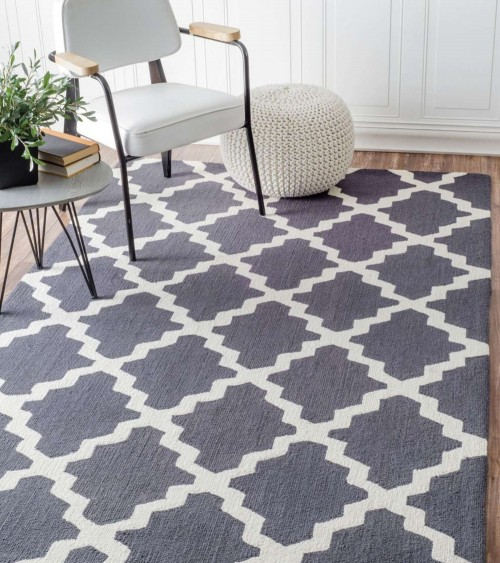 Kelly Moroccan Style Gold Rugs